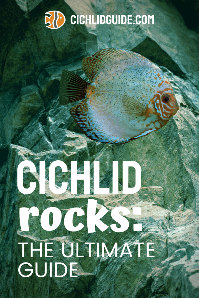 The Ultimate Guide Cichlid Rocks - CichlidGuide.com - So cool! I can't wait to get some great rocks to decorate my cichlid tank.